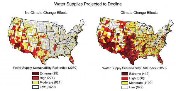 Water risk